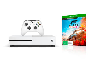 XB1 Xbox One S Console 1TB with Forza Horizon 4
