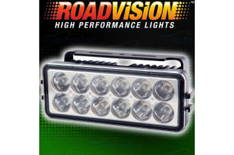 ROADVISION WHITE 12 LED CREE 12V DRIVING LIGHT BAR LAMP OFFROAD 4X4  RVD170LED