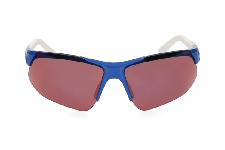 Bolle Breakaway Men/Women Sport Riding/Cycling Sunglasses UV Protection Blue/WHT