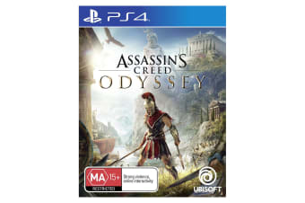 Playstation 4 Assassin's Creed Odyssey Game