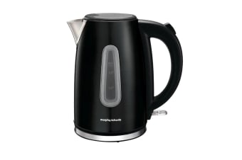 Morphy Richards 1.7L Equip Jug Kettle - Black (102776)