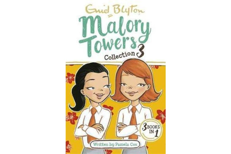 Malory Towers Collection 3 - Books 7-9