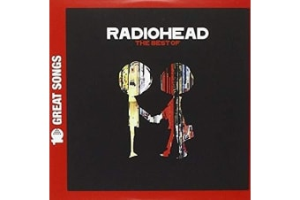 Radiohead The Best of 10 Great Songs Just Karma Police High And Dry NEW SEALED