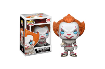 It (2017) Pennywise (with Boat) Pop! Vinyl