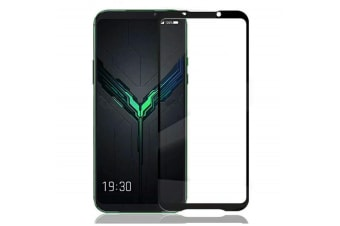 Generic Tempered Glass Screen Protector For Xiaomi Black Shark 2 - Black