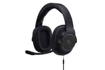 Logitech G433 7.1 Gaming Headset - Black (981-000670)