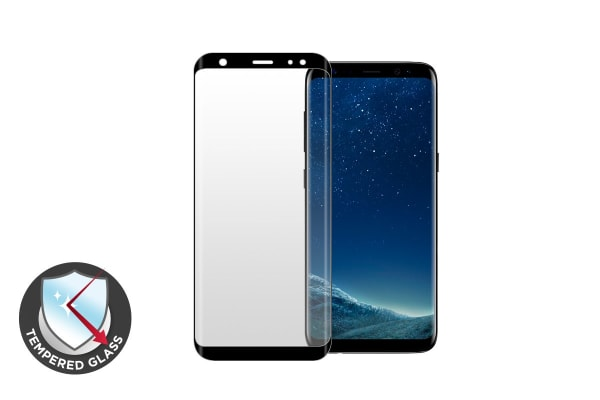 Premium Tempered Glass Screen Protector for Samsung Galaxy S8