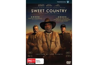 Sweet Country DVD Region 4