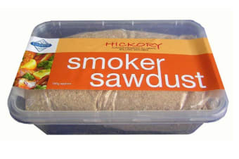 Hickory Smoker Dust - 180gms - Perfect for Fish, Meat or Poultry