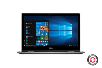 "Dell Inspiron 15 5579 15.6"" Convertible 2-in-1 Touch Screen Laptop (i7-8550U, 16GB RAM, 512GB SSD, Gray) - Certified Refurbished"