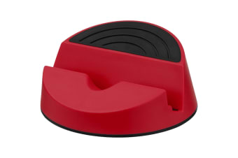 Bullet Orso Media Stand (Red)