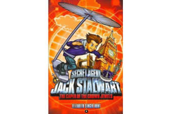 Secret Agent Jack Stalwart - Book 4: the Caper of the Crown Jewels: England :