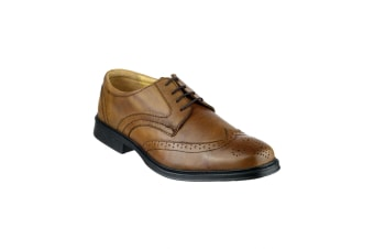 Cotswold Mickleton Lace Gibson / Mens Shoes (Tan) (10 UK)
