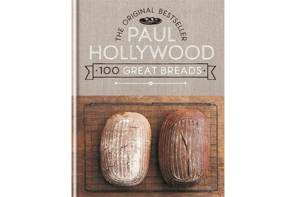 Image of 100 Great Breads - The Original Bestseller