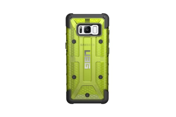 UAG Galaxy S8 Plasma Case (Citron)