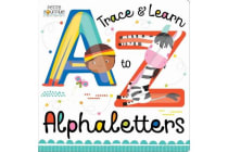 Petite Boutique - Trace and Learn A to Z Alphaletters