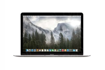 "Apple 12"" Macbook (256GB, 1.1GHz m3, Silver) MLHA2"