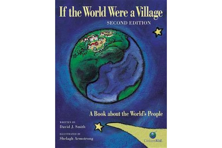 If the World Were a Village - Second Edition - A Book about the World's People