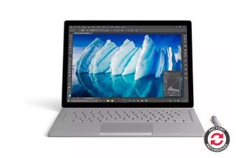 Microsoft Surface Book (i7-6600U, 8GB RAM, 256GB, Performance Base) - Certified Refurbished