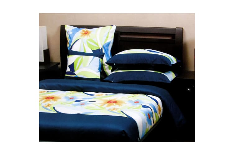 Iluka Quilt Cover Set - Queen