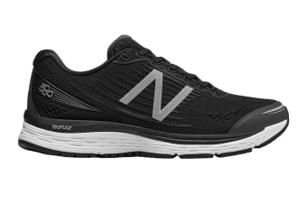 New Balance Men's 880v8 Shoe (Black/White)