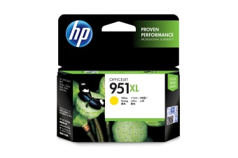 HP 951XL Original Yellow 1 pc(s)