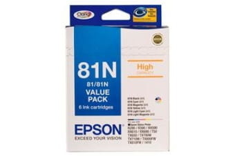 Epson C13T111792 ink cartridge Original Black, Cyan, Light cyan, Light magenta,