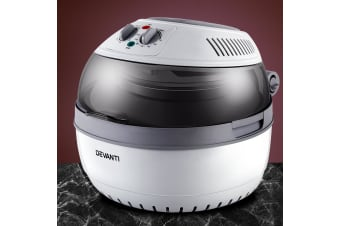 Devanti 10L Air Fryer Convection Oven Multifuctional Cooker Oil Free Healthy