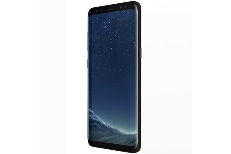 Used as demo Samsung Galaxy S8 SM-G950F Black 64GB (AU STOCK, AU MODEL, 100% Genuine)