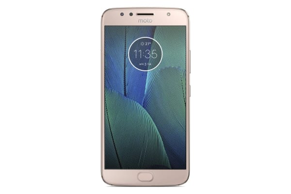 Motorola G5S Plus XT1805 Dual-SIM (32GB, Blush Gold)