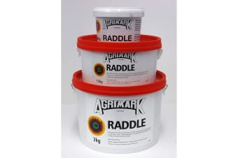 Agrimark Sheep Colouring Raddle Powder (Red)