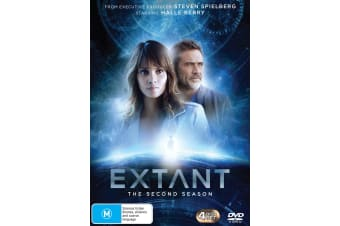 Extant Season 2 DVD Region 4