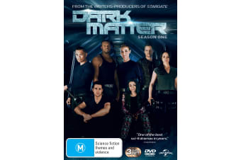 Dark Matter Season 1 DVD Region 4