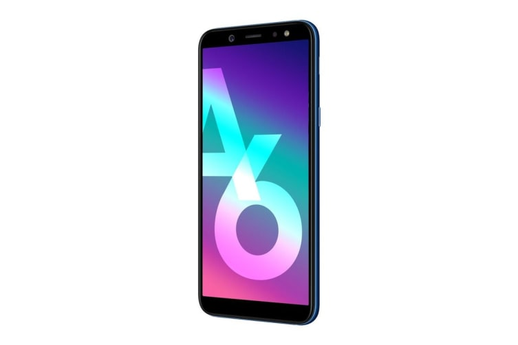 Samsung Galaxy A6 Dual SIM (32GB, Blue)