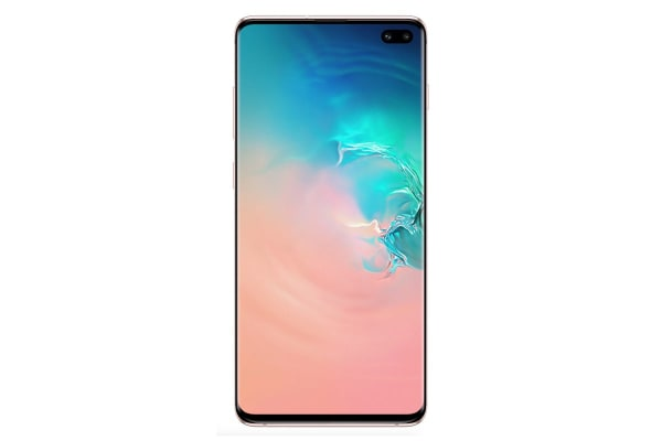 Samsung Galaxy S10+ (8GB RAM, 512GB, Ceramic White) - AU/NZ Model