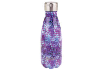 Oasis 350ml Double Wall Insulated Water Drink Bottle Vacuum Flask Dragon Scales