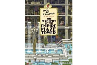 Pierre The Maze Detective - The Mystery of the Empire Maze Tower