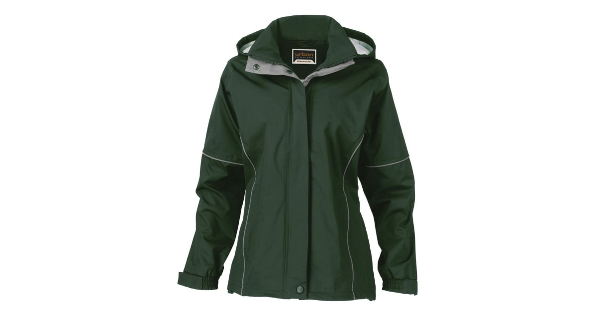 Result Ladies Urban Outdoor La Femme Lightweight Jacket