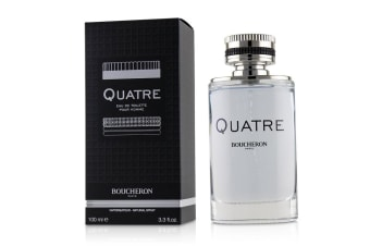 Boucheron Quatre EDT Spray 100ml/3.4oz