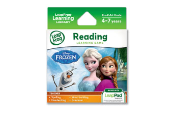 LeapFrog Learning Game Frozen