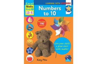 Excel Maths Book 2 - Numbers to 10