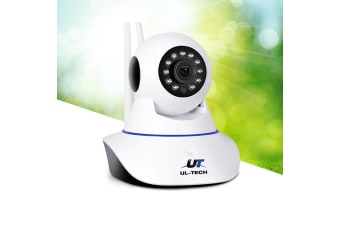 UL-tech Wireless IP Camera CCTV Security System 1080P Outdoor HD Spy WIFI PTZ