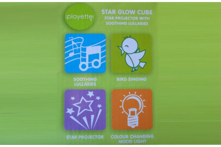Musical Lullaby Lamp Lighting Ceiling Projector