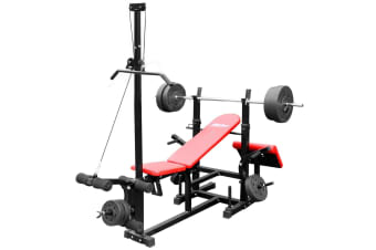 Genki Multi-Station Adjustable Weight Bench