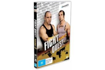 Fight Quest Round 2 (2-Disc Set) -Educational Series Region 4 DVD NEW