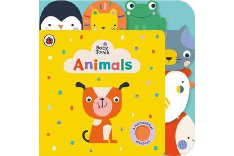 Baby Touch - Animals Tab Book