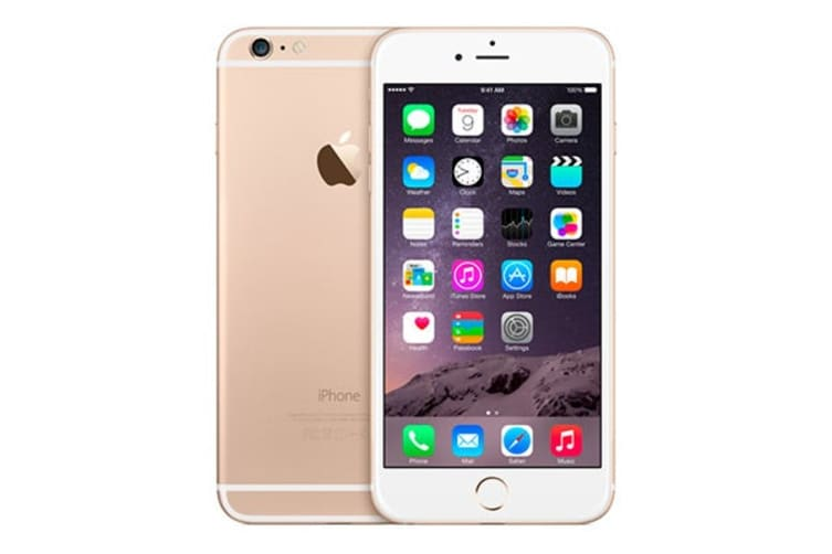 Apple iPhone 6 Plus (128GB, Gold) - Australian Model