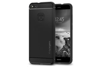 Spigen Huawei P10 Lite Rugged Armor Case - Black