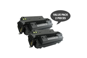 Q2610A Black Generic Toner Cartridge (Two Pack)