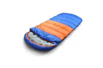 Mountview Camping Sleeping Bag Outdoor Thermal Hiking Tent Winter 220x100cm